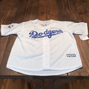 NWT Dodgers Seager's jersey